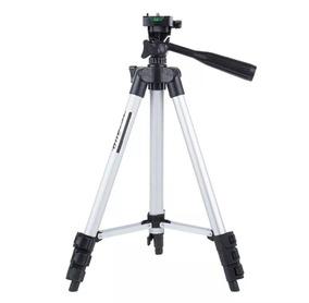 Tripé Camera Profissional 1.2 Metros C/ Nivel + Bolsa Brinde