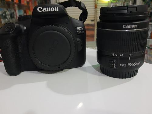 Imagem 1 de 4 de Máquina Canon Eos1300d