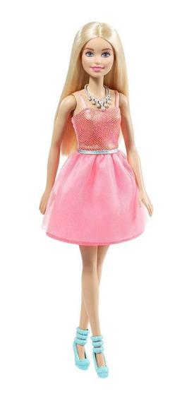 Boneca Barbie Glitz 30 Cm Original Mattel T7580 - Sem Juros