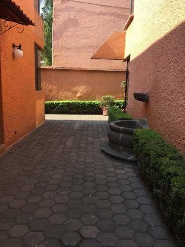 Renta Casa Colonia Del Valle Centro D.f.