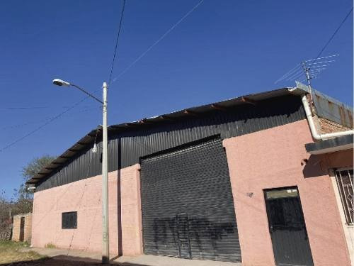 Nave Industrial En Renta, San Antonio De Los Horcones, Aguascalientes, Ibr 347249