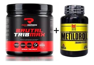 Tribmax Maca Peruana Lançamento 200g +metildrol Frete Grátis