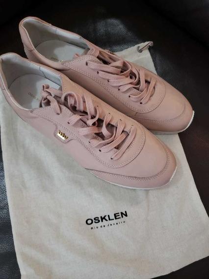 Tênis Osklen Origina - Feminino Compra Em Loja Osklenoficial
