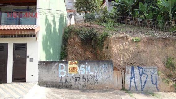 Terreno Residencial À Venda, Serpa, Caieiras. - Te0232