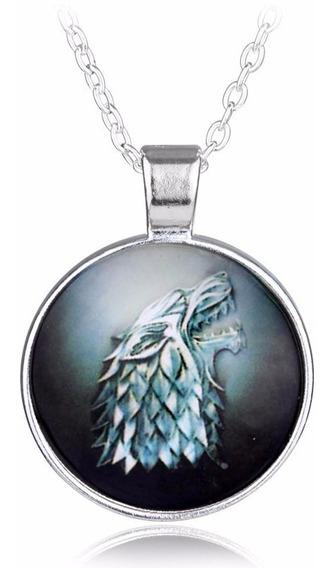 Colar Game Of Thrones - Stark