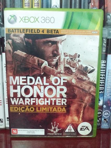 Medal Of Honor Warfighter Original Xbox 360 Parc. Sem Juros