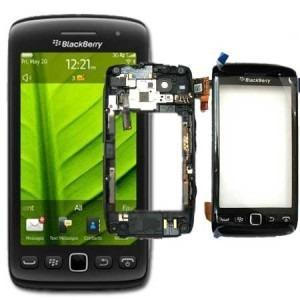 dc3f0633855 Carcasa Blackberry 9860 Original Completa - $ 19.000 en Mercado Libre
