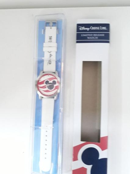 Relógio Mickey Mouse Original Disney Cruise