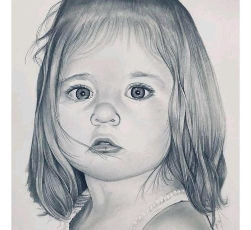 Imagem 1 de 5 de Desenho Realista E Artesanato