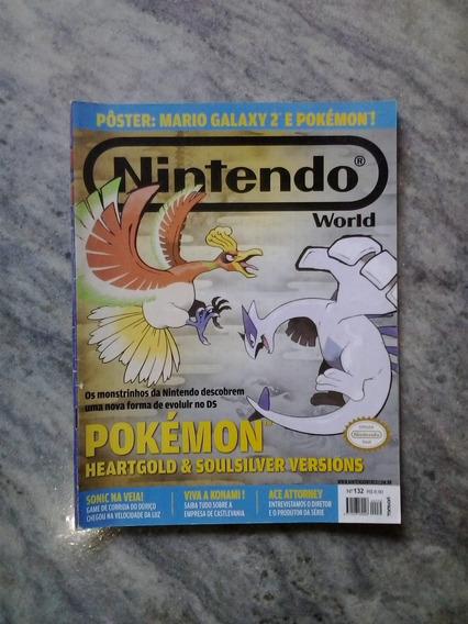 Nintendo World #132 Pokémon Heartgold E Soulsilver