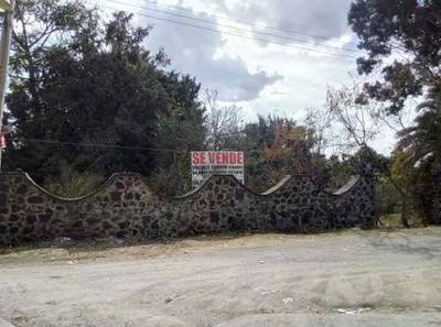 Terreno En Venta En Yautepec Morelos