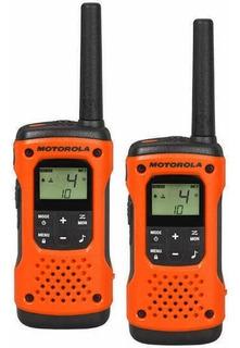 Walkie Talkie Handy Motorola T503 59km Resistente Al Agua
