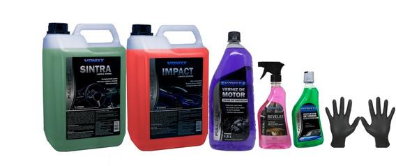 Sintra Impact Verniz Motor Restaurador Chuva Acida Vonixx