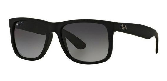 Óculos De Sol Justin Rayban Polarizado Clássico