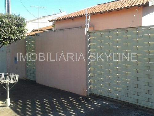 Casa A Venda No Bairro Vila Elmaz Em São José Do Rio Preto - 171-1