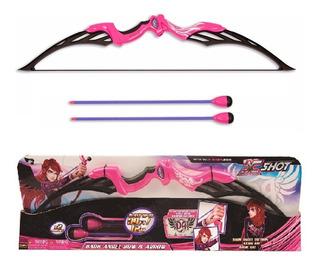 Arco Y Flecha X-shot Dark Angel Bow & Arrow 4205 - Luico