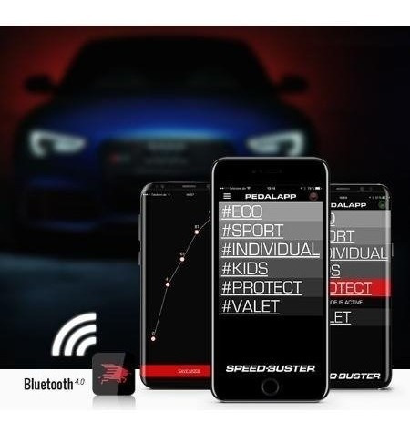 Gaspedal Speed Buster App Bluetooth Cruze S10 Vectra Gt