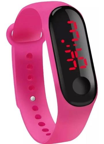 Relógio Esportivo Bracelete Digital Led Unissex Promoçâo !!