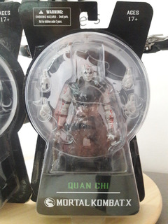 Mezco Mortal Kombat Quan Chi Nuevo - Asgard