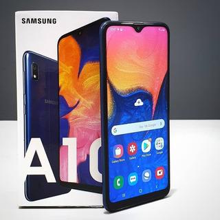 Samsung A10 + Forro Y Vidrio Gratis ¡mercado Líder! (135)
