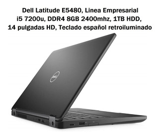 Notebook Empresarial Dell Latitude E5480 I5 7200u 8gb 1tb