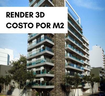 Expertos Render 3d Arquitectura / Recorrido Virtual Modelado
