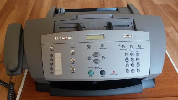 Impressora Multifuncional Lexmark X4270 Nunca Usada