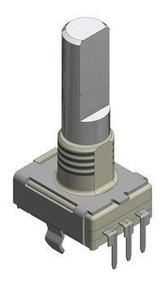 Mini Encoder Potenciometro Digital Ddm 427 Multivoltas 3pino