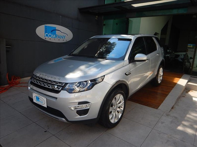 Land Rover Discovery Sport Discovery Sport Hse Luxury 2015 P