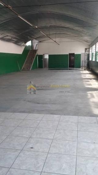 Área Industrial Para Locação No Bairro Vila Antonieta, 2301 M - 4066