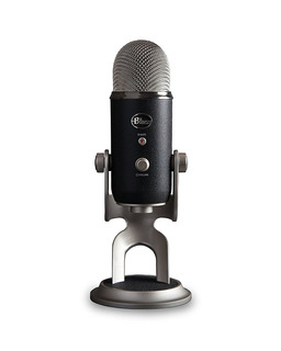 Blue Yeti Pro Studio All-in-one Pro Studio Vocal System Wit