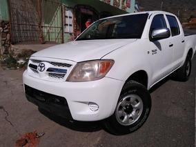 Toyota Hilux 4 Puertas Electrica Llantas Nuevas Oportunidad¡