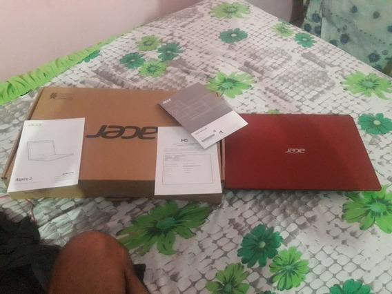 Notebook Acer Core I5 Novo Na Caixa