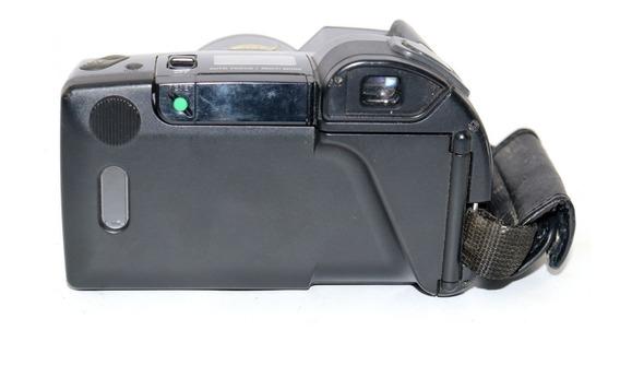 Câmera Olympus Lens Zoom Decorativo Retirada De Peças A11941