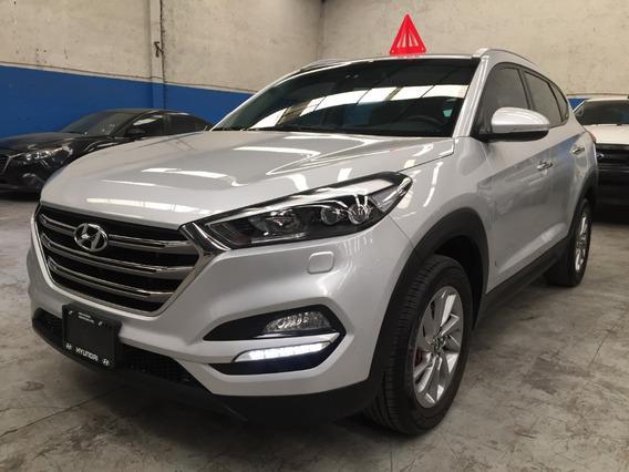 Hyundai Tucson Limited Aut 2016