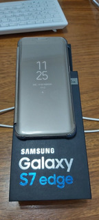 Celular Samsung Galaxy S7 Edge Gold Platinum
