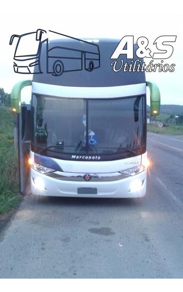 Marcopolo Ld 1600 2015 Scania Super Oferta Confira!! Ref.10