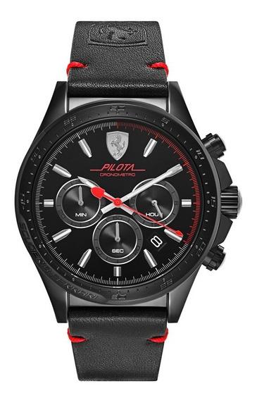Relógio Masculino Ferrari 830434 Importado Original