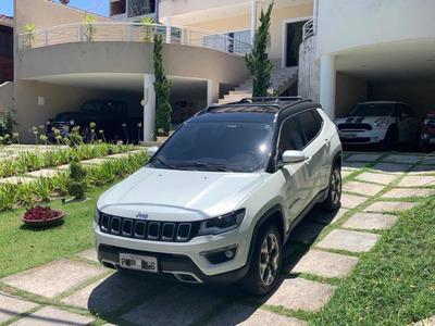 Jeep Compass 2.0 Limited 4x4 Aut. 5p 2018
