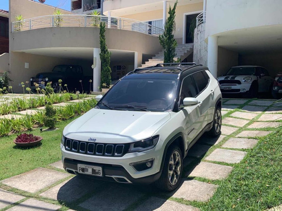 Jeep Compass 2.0 Limited 4x4 Aut. 5p 2018