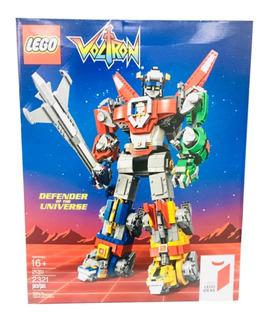 Voltron Defensor Del Universo 2321 Pzs 21311 Modelo