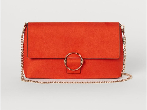Imagen 1 de 7 de Bolso Rojo H & M