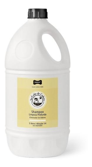 Shampoo Limpeza Profunda 5l, Perigot, Eliminador De Odores