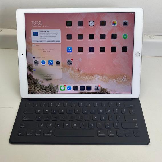 iPad Pro 12.9 2a Geração 512 Gb + Celular 4g E Teclado A1671