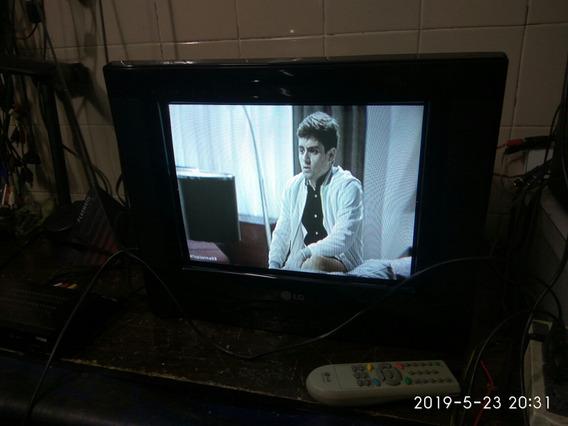 Tv Lg Conversor 14