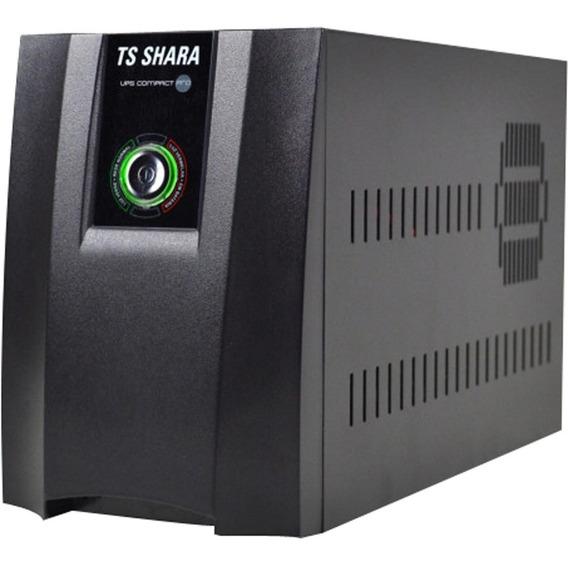 Nobreak Ups Compact Pro 1200va Universal Bivolt 7a Ts Shara