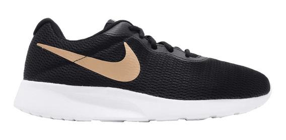 Tenis Nike Tanjun Negro Hombre Aq7154-001