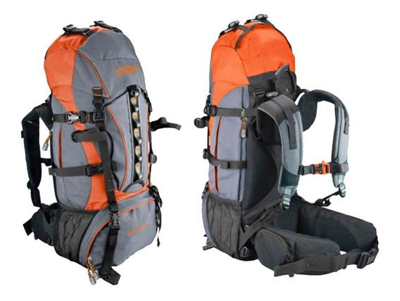 Bolso Morral Camping Everest 75lt Ecology Dk Tiendas