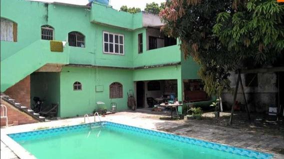 Casa Em Santo Antônio (manilha), Itaboraí/rj De 360m² 5 Quartos À Venda Por R$ 300.000,00 - Ca580652