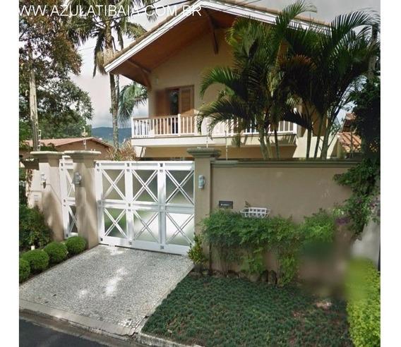 Casa A Venda Em Atibaia Jardim Floresta - 5606 - 32662842